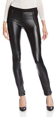 BCBGMAXAZRIA Women's Slade Faux Leather Pant