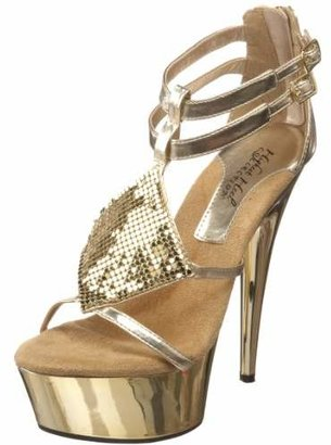 The Highest Heel Women's Amber-41 Platform Sandal