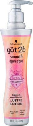Got2b Got 2b Smooth Operator Smoothing Lustre Lotion