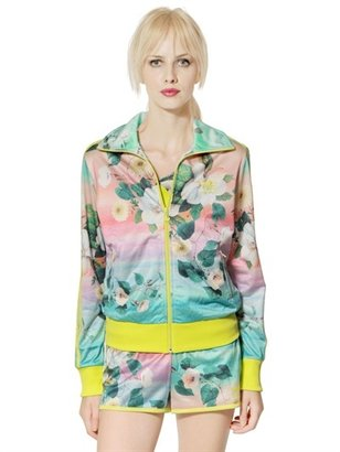 adidas Floral Tricot Sweatshirt