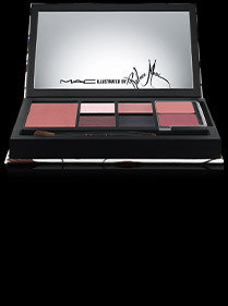 M·A·C Face Kit By Rebecca Moses: Plum