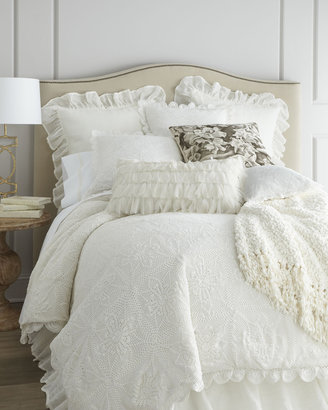 "Amity Home Crochet"" Bed Linens"