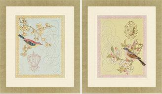 Rooms To Go Apple Blossom Set of 2 Artwork