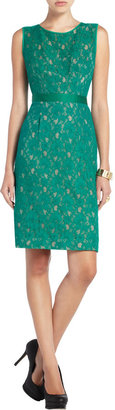 BCBGMAXAZRIA Alice Lace Cocktail Dress