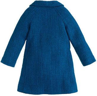 J.Crew Girls' MaanTM dolce tweed coat