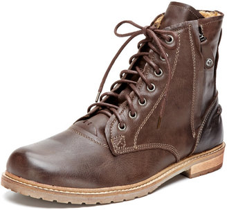 Sneaky Steve Kingdom Lace-Up Boots