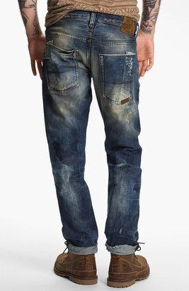 PRPS 'Nautilus Barracuda' Straight Leg Jeans (Indigo)