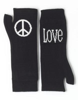 Jonathan Adler Love Fingerless Arm Warmer Gloves