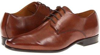 Gordon Rush Manning (Black Calf) Men's Dress Flat Shoes