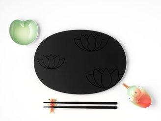 Alessi Lily Pond, Chopsticks, chopsticks holder