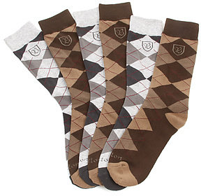 Brixton The Melvin 6 Pack Socks