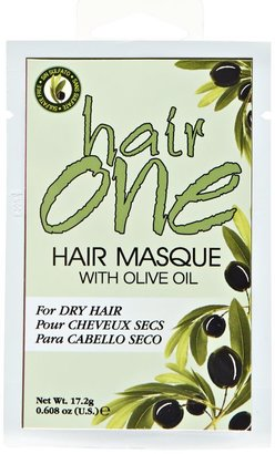 Hair One Olive Oil Hair Masque Packette $0.79 thestylecure.com