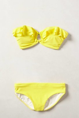 Anthropologie Touche Sunglow Bandeau Top