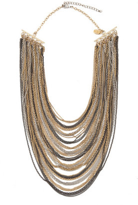 Cara Accessories Chain Me Up Necklace