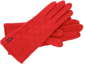 Echo Touch Quilted M Glove Dress Gloves