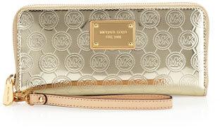 MICHAEL Michael Kors Monogram-Embossed iPhone® 5 Continental Wallet