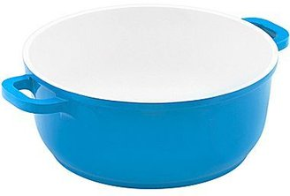 JCPenney VinarozTM 6.8-qt. Ceramic-Coated Casserole Dish + Glass Lid