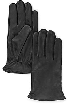 The Men's Store at Bloomingdale's Cashmere Lined Leather Gloves - 100% Exclusive