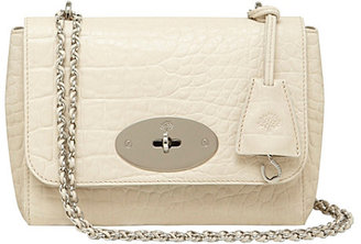 Mulberry Lily shoulder bag croc