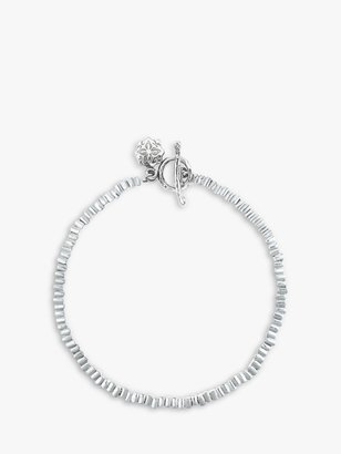 Dower & Hall Sterling Silver Kube Bracelet