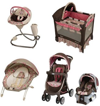 Graco jacqueline baby gear collection