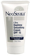 NeoStrata Ultra Daytime Skin Smoothing Cream AHA 10 SPF 15 1.4oz
