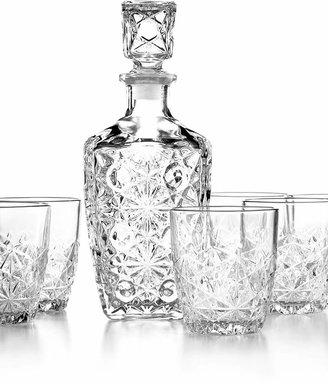 Bormioli Barware, Dedalo 7-Pc. Whiskey Set