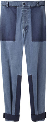 Boy By Band Of Outsiders Shadow Pocket Jean