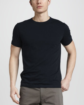 Theory Andrion Alkaline Tee, Navy