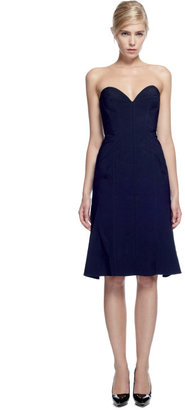 Nina Ricci Preorder Stretch Taffetas Dress