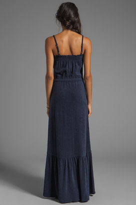Juicy Couture Terry Maxi Dress