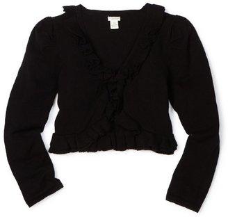 K.C. Parker Girls 7-16 Big Cotton Sweater Shrug