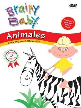 Brainy Baby Bayview Animales/Animals (Spanish)