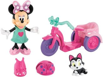 Fisher-Price Minnie Mouse Bow-tique Minnie's Bike Ride Picnic