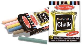 Melissa & Doug Multi-Colored Chalk
