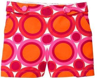 Gap Bright circle print shorts