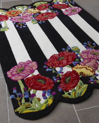 Mackenzie Childs MacKenzie-Childs Poppy Field Rug