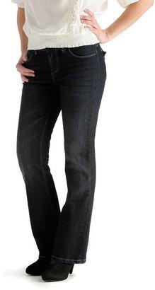 Lee mila perfect fit shapetastic bootcut jeans