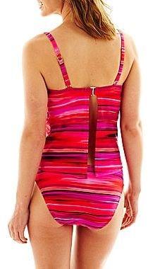 Maidenform Spectrum Pink Tankini Swim Top or Hipster Swim Bottoms
