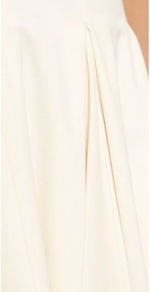 Torn By Ronny Kobo Gwen Ponte Skirt