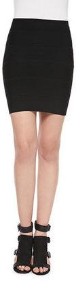 BCBGMAXAZRIA Simone Bandage Pencil Skirt $138 thestylecure.com