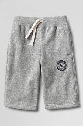 Lands' End Boys' Fleece Shorts