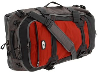 Eagle Creek Hybrid Hauler Medium (Red Clay/Graphite) - Bags and Luggage
