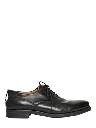 Miharayasuhiro 30mm Number 8 Leather Lace-Up Shoes