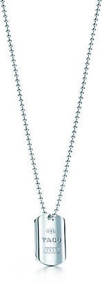 Tiffany & Co. 1837®:Tag Pendant