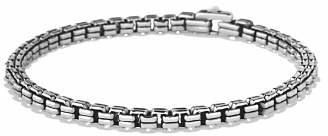 David Yurman Double Box Chain Bracelet