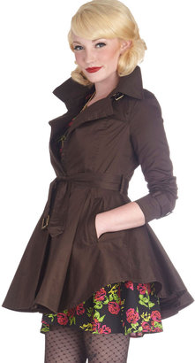 Consistently Charming Trench