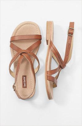 J. Jill Leather ankle-strap sandals