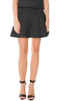 Tibi Rime Jacquard Skirt