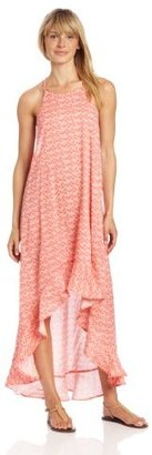 RVCA Juniors Chiefdom Maxi Dress
